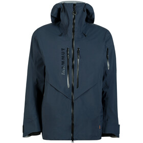 Mammut La Liste HS Hooded Jacket Men, marine